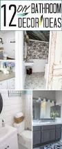 329 best bathroom images on pinterest bathroom makeovers 12 diy bathroom decor ideas a crapload of nasty toilet and barf worthy before shots of our bathroom projects