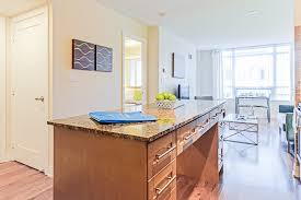 Urban Kitchen Toronto - wind suite fully serviced apartment urban flats toronto
