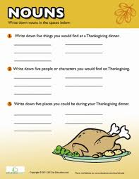 collection of solutions thanksgiving worksheets for middle school