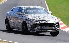suv lamborghini interior 2019 lamborghini urus spy shots and video