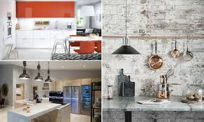 how to modernize a small kitchen 12 contemporary kitchen ideas to modernise your home hello