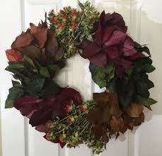 herb wreath tres chic dried herb wreath 30 inch wreaths for door