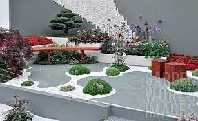 Zen Garden Design Moss Thrives In Japan U0027s Naturally Humid And Rainy Climate U2013 Zen