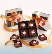 thanksgiving chocolates thanksgiving hostess gifts gourmet food the nibble