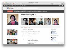 Google Plus Page Vanity Url A Free Personal Branding Page Alternative Google Profiles