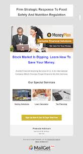 Response Email Template by Best 5 Financial Advisors Email Templates For Banking U0026 Finance