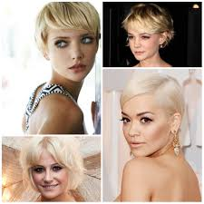 coolest short blonde hairstyles u2013 haircuts and hairstyles for 2017