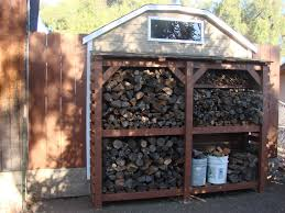 Plans To Build A Firewood Shed by 10 Free Plans To Build A Shed From Recycle Pallet The Self