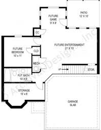 Narrow House Plans by Remington Narrow Floor Plans Traditional Floor Plans