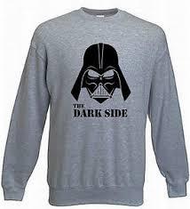wars sweater darth vader side jumper wars sweater sweatshirt s