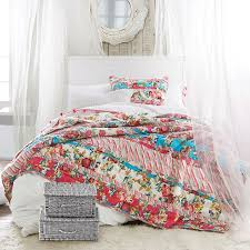 fl ribbons teen girl bedding