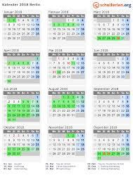 Kalender 2018 Hessen Din A4 Kalender 2018 Ferien Berlin Feiertage
