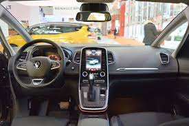 renault grand scenic 2017 renault grand scenic interior dashboard at 2016 bologna motor