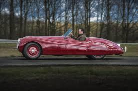 jaguar xk120 alloy roadster 1949 gearboxtv