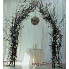 wedding arches made of branches how to make a wedding branch arch my real wedding