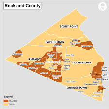 Map Of New York State Counties by Rockland County New York Map Visit Our Website To Find Out More