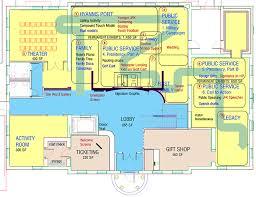 kennedy compound floor plan john f kennedy hyannis museum roger westerman design llc
