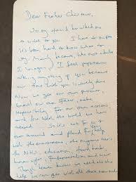 santa claus letters benedict cumberbatch writes letter to santa