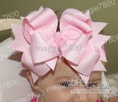 boutique hair bows baby boutique hair bow handmade ribbon hairbows hairband