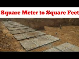 sqm to sqft unit conversation 2020 square meter to square feet how to