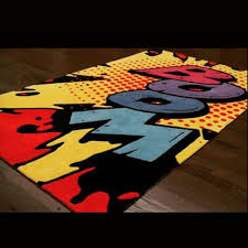 Pop Art Rugs Rug House Hellorughouse Instagram Photos And Videos