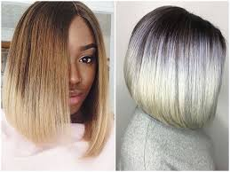 how long does hair ombre last ombre on short and long bob hair 2018