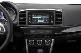 Lancer Sportback Interior Ottawa U0027s New 2017 Mitsubishi Lancer Sportback Model Information