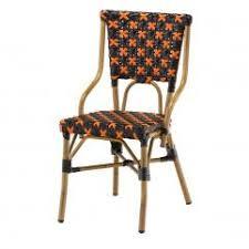 chaise bistrot achat de chaise bistrot de couleur chaise bistrot d extérieur nico