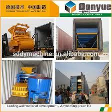 cement brick making machine yaso machinery company block making