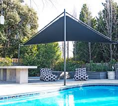 Coolaroo Patio Umbrella by Butterfly 4 M Square Gazebo Coolaroo