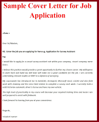 Trainee Accountant Cover Letter Covering Letter For Job Application Samples Job Application Cover