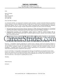 gorgeous finance cover letter 9 accounting samples cv resume ideas