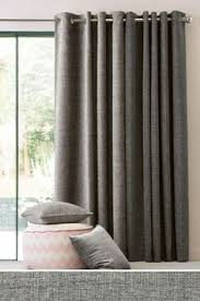 Grey Curtains For Bedroom These Grey Curtains Are Thick For Blocking The Sun Out