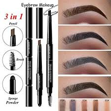 Makeup Kit eyebrow makeup kit staron 3 in 1 waterproof multifunctional