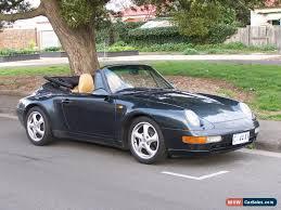 1996 porsche 911 for sale porsche 911 for sale in australia