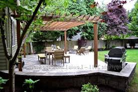 patio with firepit and pergola pergola ideas for patio schwep