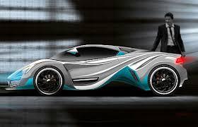lamborghini electric car lamborghini rompighiaccio ev concept designer denis archambault