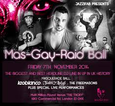 biggest halloween party london competition party monsters come out for the mas raid ball