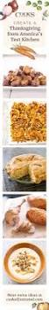 America S Test Kitchen by 166 Best Cook U0027s Illustrated Thanksgiving Images On Pinterest