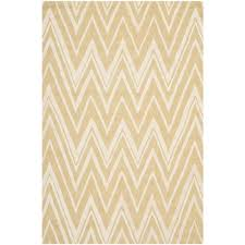 4 X 8 Kitchen Rug Border 8 X 10 Gold Area Rugs Rugs The Home Depot