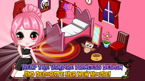 vampire princess new room android apps on google play