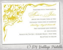 wedding invite templates wedding invitation templates black and white