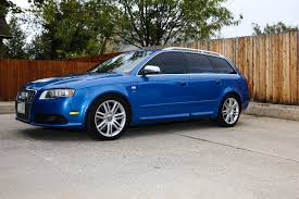 audi other fs in co 2007 audi s4 avant sprint blue manual