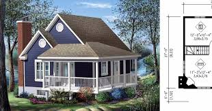 cozy cottage house plans 7 tiny floor plans for cozy country homes with fireplaces