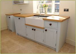 kitchen sink furniture free standing kitchen sink cabinet home design ideas