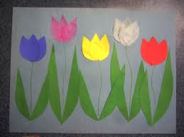 spring craft for kids tulips craft ideas pinterest spring