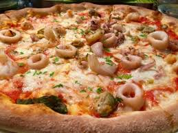 needs pizza seafood pizza limp base needs seasoning 2 5 picture of pizzaro