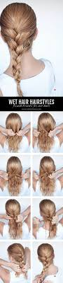 how to i french plait my own side hair hairstyles for wet hair 3 simple braid tutorials you can wear in