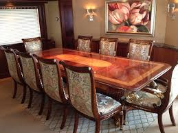 extra long dining room table sets home design