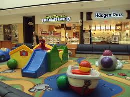 grand opening new indoor play area at stoneridge shopping center